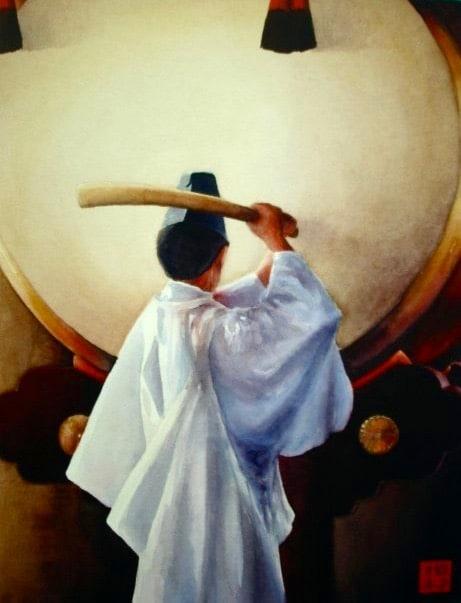 Meiji Priest - Rochelle Heywood