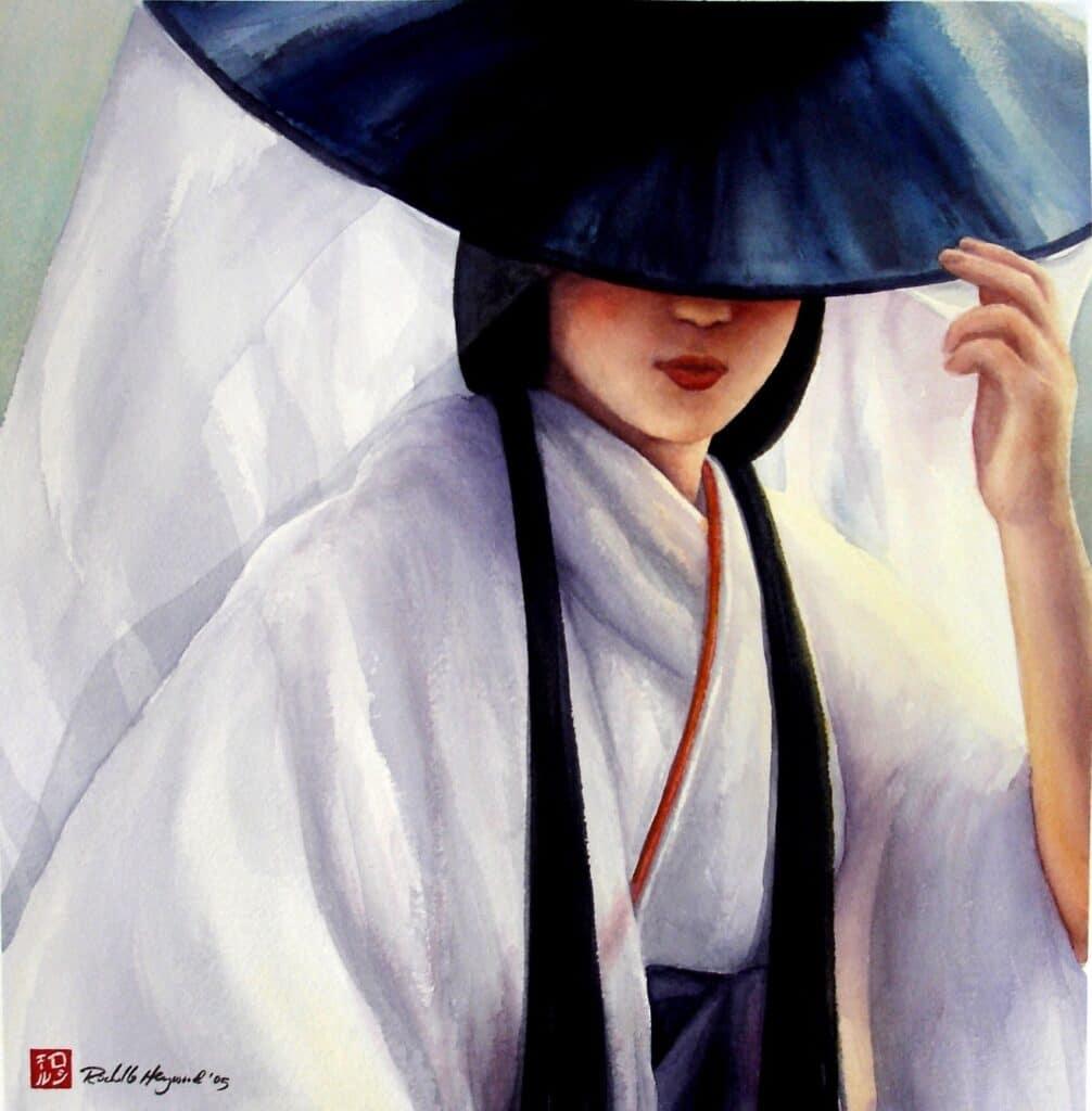 Heian Maiden - Rochelle Heywood
