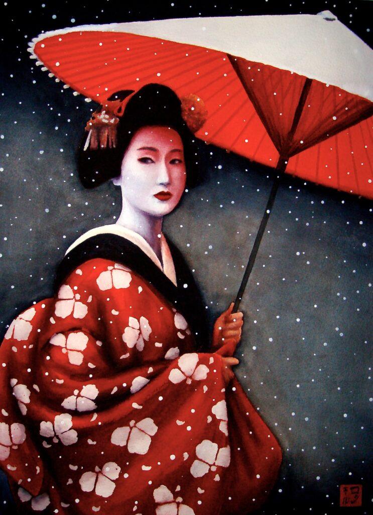 Yukigasa - Rochelle Heywood