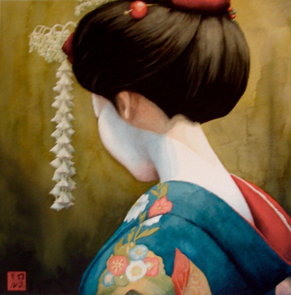 Shy Maiko - Rochelle Heywood