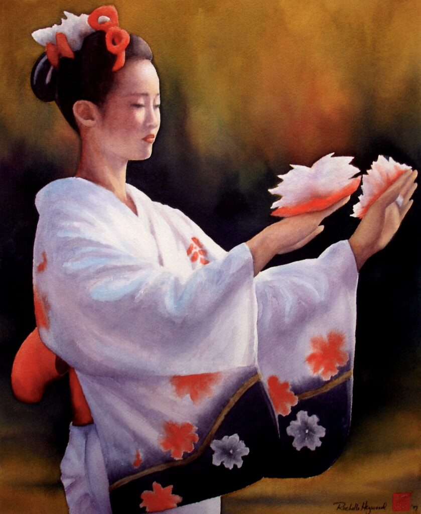 Flower Dancer - Rochelle Heywood