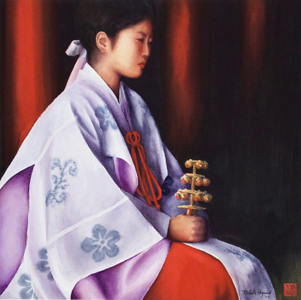 Shrine Maiden - Rochelle Heywood
