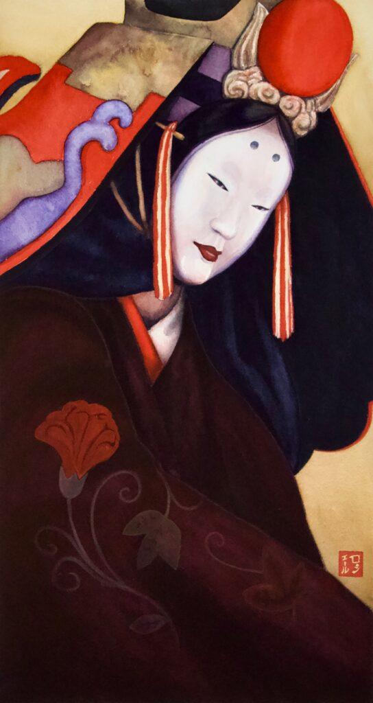 Kagura Mask - Rochelle Heywood