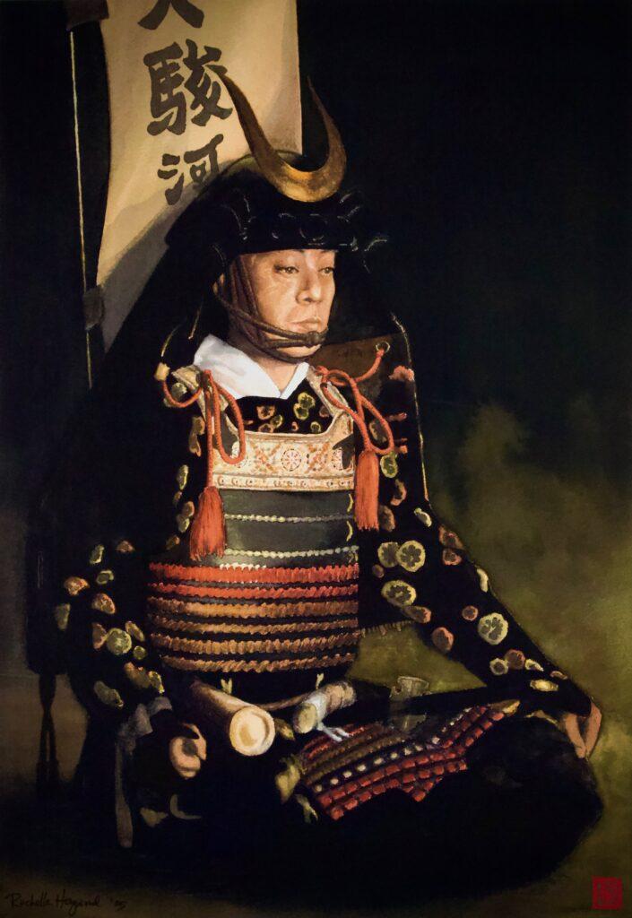 Samurai - Rochelle Heywood
