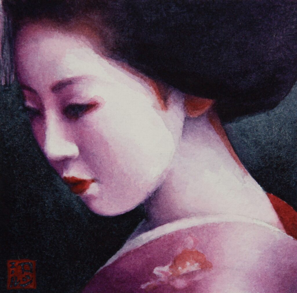 Hanamachi - Rochelle Heywood